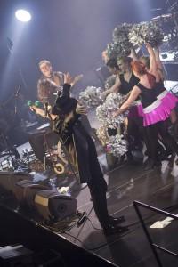 Květinky Kladno v koncertním sále Forum Karlín (17.2.) (2)