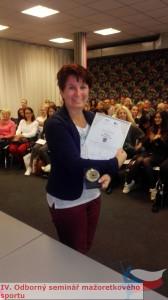 IV. Odborný seminář mažoretkového sportu (7)
