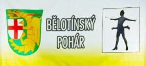 Mažoretky se předvedly na Bělotínském poháru