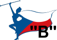Oficiální logo Mistrovství České republiky mažoretek